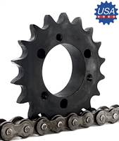 H50SH17 Sprocket QD Type H50SH17 Sprocket