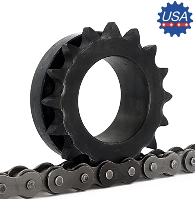 H60H11 sprocket taper bushed H60H11 sprocket