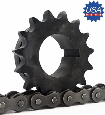 140R18H Sprocket taper bushed sprocket