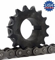 H80P11 Sprocket taper bushed sprocket