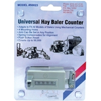 Universal Hay Baler Counter