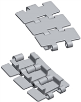 SS8810-K325 Tab Stainless Steel Table Top Chain