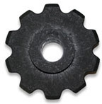 81X 10-Tooth Plastic Sprocket