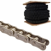 Premier Series #40 Roller Chain 100ft Reel