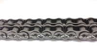 Premium Quality #100-2H Double Strand Heavy Cottered Roller Chain
