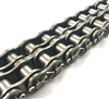 Premium Quality #120-2 Double Strand Cottered Roller Chain
