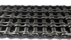 Premium Quality #120-4 Quad Strand Cottered Roller Chain