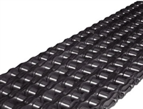 #160-6 Six Strand Cottered Roller Chain