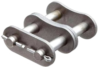 Premium Quality #200-2 Double Strand Roller Chain Connecting Link