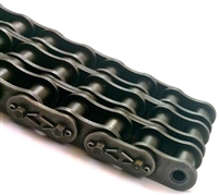#240-3 Triple Strand Cottered Roller Chain