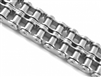 Premium Quality #25-2 Double Strand Stainless Steel Roller Chain