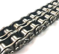 Premium Quality #80-2 Double Strand Cottered Roller Chain
