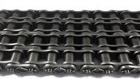 Premium Quality #80-4 Quad Strand Cottered Roller Chain