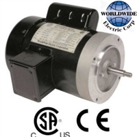 Single-Phase 1-3 HP Jet Pump Motor