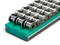 Roller Chain Guide - UHMW Chain Guides | USA Roller Chain
