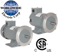 12 Volt 1-3 HP DC Electric Motor