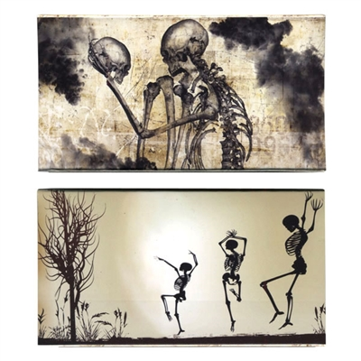 Dancing Skeletons Matches