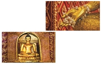 Temple Buddha Matches
