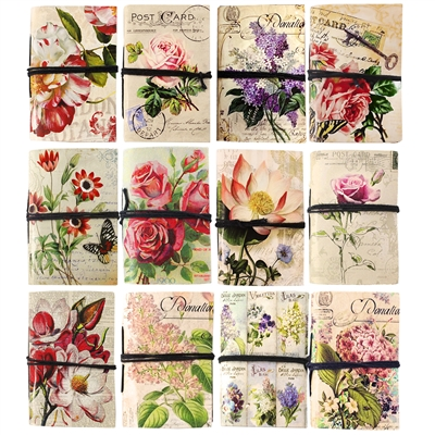 Cottage Garden Mini Journals