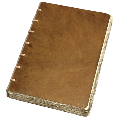 Leather Veneer Journal Old World