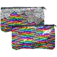 Mermaid Magic Sequin Handbags Rainbow