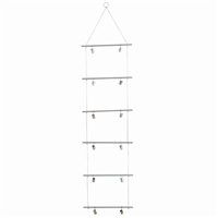 Aluminum Photo Clip Ladder