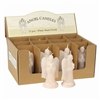 Angel Candles White