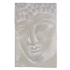 Buddha Face Plaque