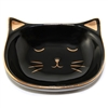 Katy Cat Tray Black & Gold