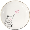 Bubbie Elephant Ceramic Tray