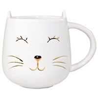 Goldie Cat Mug