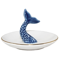 Little Mermaid Tail Ring Tray