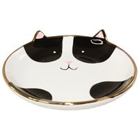 Pudgy Cat Tray Small