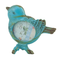 Little Blue Bird Photo Frame