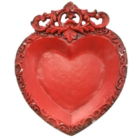 Heart & Vine Tray