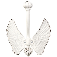 Angel Wings Wall Hook