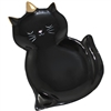 Uni-Cat Tray Black & Gold