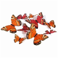 Monarch Jumbo Butterfly Garland