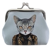 Zsa Zsa Cat Coin Purse
