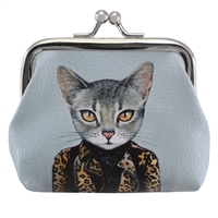 Zsa Zsa Cat Coin Purse 1Doz