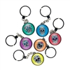 Sugar Skull Key Chains