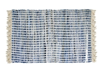 Terrace Day Sky Denim Rug