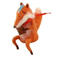 Jimbo Story Telling Fox Wooly Friend