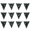 Skull and Crossbones Fabric Bunting
