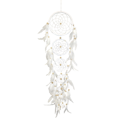 Five Snow Beauty Dream Catcher