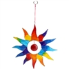 Rainbow Sun Nugget Sun Catcher