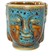 Serene Buddha Mini Ceramic Cup