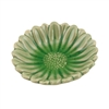 River Flower Tray Moss Ceramic