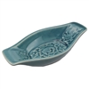 River Blue Flower Dish 1Dz