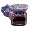 Elephant and Lotus Oil Burner